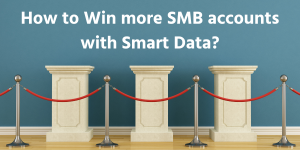 Being on a pedestal because you win more accounts with Leadgence's smart data